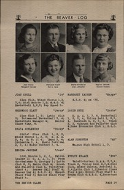 Page 16, 1935 Edition, Beaver Dam High School - Beaver Log Yearbook (Beaver Dam, WI) online yearbook collection