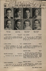 Page 17, 1935 Edition, Beaver Dam High School - Beaver Log Yearbook (Beaver Dam, WI) online yearbook collection