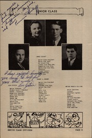 Page 12, 1936 Edition, Beaver Dam High School - Beaver Log Yearbook (Beaver Dam, WI) online yearbook collection