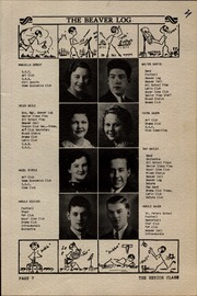 Page 13, 1936 Edition, Beaver Dam High School - Beaver Log Yearbook (Beaver Dam, WI) online yearbook collection