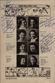 Page 14, 1936 Edition, Beaver Dam High School - Beaver Log Yearbook (Beaver Dam, WI) online yearbook collection