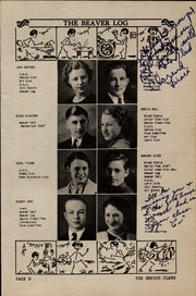 Page 15, 1936 Edition, Beaver Dam High School - Beaver Log Yearbook (Beaver Dam, WI) online yearbook collection