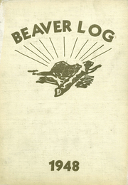 1948 Edition, Beaver Dam High School - Beaver Log Yearbook (Beaver Dam, WI)