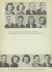 Page 10, 1949 Edition, Beaver Dam High School - Beaver Log Yearbook (Beaver Dam, WI) online yearbook collection
