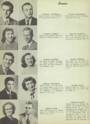 Page 12, 1949 Edition, Beaver Dam High School - Beaver Log Yearbook (Beaver Dam, WI) online yearbook collection