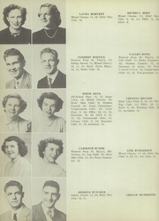 Page 14, 1949 Edition, Beaver Dam High School - Beaver Log Yearbook (Beaver Dam, WI) online yearbook collection