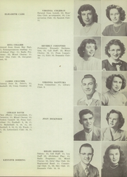 Page 15, 1949 Edition, Beaver Dam High School - Beaver Log Yearbook (Beaver Dam, WI) online yearbook collection