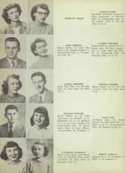 Page 16, 1949 Edition, Beaver Dam High School - Beaver Log Yearbook (Beaver Dam, WI) online yearbook collection