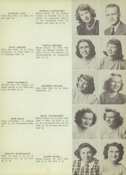 Page 17, 1949 Edition, Beaver Dam High School - Beaver Log Yearbook (Beaver Dam, WI) online yearbook collection