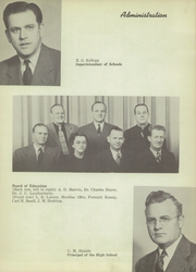 Page 7, 1949 Edition, Beaver Dam High School - Beaver Log Yearbook (Beaver Dam, WI) online yearbook collection