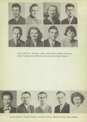 Page 9, 1949 Edition, Beaver Dam High School - Beaver Log Yearbook (Beaver Dam, WI) online yearbook collection
