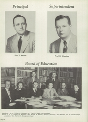 Page 10, 1952 Edition, Beaver Dam High School - Beaver Log Yearbook (Beaver Dam, WI) online yearbook collection