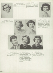 Page 16, 1952 Edition, Beaver Dam High School - Beaver Log Yearbook (Beaver Dam, WI) online yearbook collection