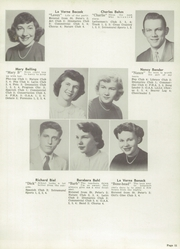 Page 17, 1952 Edition, Beaver Dam High School - Beaver Log Yearbook (Beaver Dam, WI) online yearbook collection