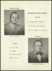 Page 10, 1954 Edition, Beaver Dam High School - Beaver Log Yearbook (Beaver Dam, WI) online yearbook collection