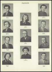 Page 11, 1954 Edition, Beaver Dam High School - Beaver Log Yearbook (Beaver Dam, WI) online yearbook collection
