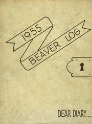 1955 Edition, Beaver Dam High School - Beaver Log Yearbook (Beaver Dam, WI)