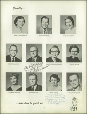 Page 12, 1955 Edition, Beaver Dam High School - Beaver Log Yearbook (Beaver Dam, WI) online yearbook collection