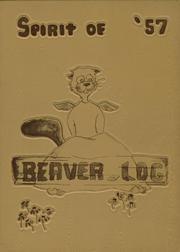1957 Edition, Beaver Dam High School - Beaver Log Yearbook (Beaver Dam, WI)