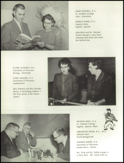 Page 10, 1959 Edition, Beaver Dam High School - Beaver Log Yearbook (Beaver Dam, WI) online yearbook collection