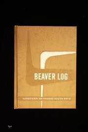 1965 Edition, Beaver Dam High School - Beaver Log Yearbook (Beaver Dam, WI)
