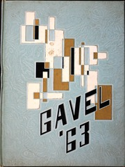 Page 1, 1963 Edition, John Marshall High School - Gavel Yearbook (Milwaukee, WI) online yearbook collection