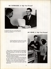 Page 10, 1963 Edition, John Marshall High School - Gavel Yearbook (Milwaukee, WI) online yearbook collection