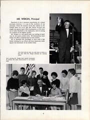 Page 11, 1963 Edition, John Marshall High School - Gavel Yearbook (Milwaukee, WI) online yearbook collection