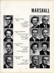 Page 13, 1963 Edition, John Marshall High School - Gavel Yearbook (Milwaukee, WI) online yearbook collection