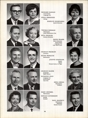 Page 14, 1963 Edition, John Marshall High School - Gavel Yearbook (Milwaukee, WI) online yearbook collection