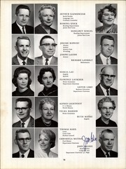 Page 16, 1963 Edition, John Marshall High School - Gavel Yearbook (Milwaukee, WI) online yearbook collection