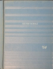 1964 Edition, Monona Grove High School - Silver Scroll Yearbook (Monona, WI)