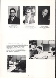 Page 14, 1967 Edition, Monona Grove High School - Silver Scroll Yearbook (Monona, WI) online yearbook collection
