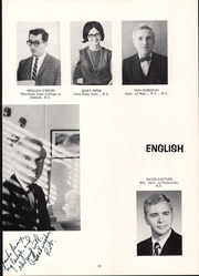 Page 17, 1967 Edition, Monona Grove High School - Silver Scroll Yearbook (Monona, WI) online yearbook collection
