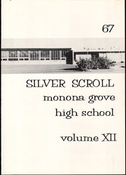 Page 5, 1967 Edition, Monona Grove High School - Silver Scroll Yearbook (Monona, WI) online yearbook collection