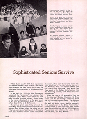 Page 10, 1942 Edition, Waukesha High School - Megaphone Yearbook (Waukesha, WI) online yearbook collection