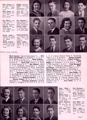 Page 11, 1942 Edition, Waukesha High School - Megaphone Yearbook (Waukesha, WI) online yearbook collection