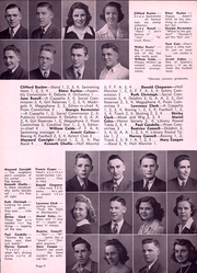 Page 13, 1942 Edition, Waukesha High School - Megaphone Yearbook (Waukesha, WI) online yearbook collection