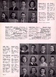 Page 14, 1942 Edition, Waukesha High School - Megaphone Yearbook (Waukesha, WI) online yearbook collection