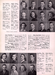 Page 16, 1942 Edition, Waukesha High School - Megaphone Yearbook (Waukesha, WI) online yearbook collection