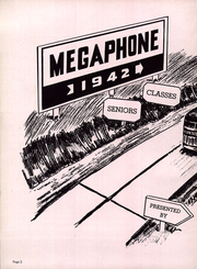 Page 6, 1942 Edition, Waukesha High School - Megaphone Yearbook (Waukesha, WI) online yearbook collection