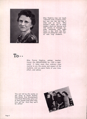 Page 8, 1942 Edition, Waukesha High School - Megaphone Yearbook (Waukesha, WI) online yearbook collection