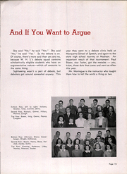 Page 79, 1943 Edition, Waukesha High School - Megaphone Yearbook (Waukesha, WI) online yearbook collection
