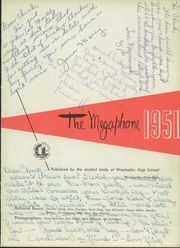 Page 7, 1951 Edition, Waukesha High School - Megaphone Yearbook (Waukesha, WI) online yearbook collection