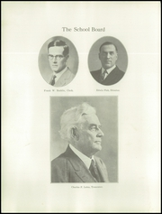 Page 14, 1923 Edition, West Bend High School - Bend Yearbook (West Bend, WI) online yearbook collection