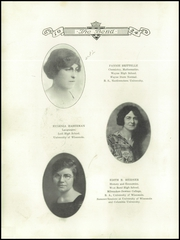 Page 14, 1924 Edition, West Bend High School - Bend Yearbook (West Bend, WI) online yearbook collection