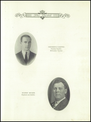 Page 17, 1924 Edition, West Bend High School - Bend Yearbook (West Bend, WI) online yearbook collection