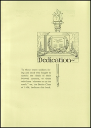 Page 11, 1928 Edition, West Bend High School - Bend Yearbook (West Bend, WI) online yearbook collection