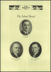Page 14, 1928 Edition, West Bend High School - Bend Yearbook (West Bend, WI) online yearbook collection