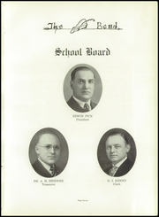 Page 13, 1930 Edition, West Bend High School - Bend Yearbook (West Bend, WI) online yearbook collection
